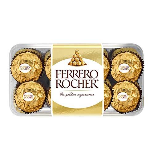 chocolates de sanborns fabricante Ferrero Rocher