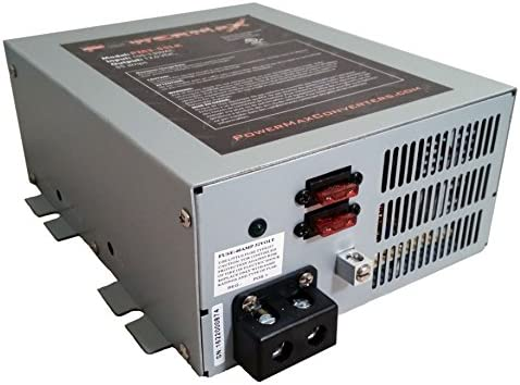 Powermax PM3-65LK 65 Amp 12 Volt Power Supply with LED Light