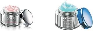 Lakmé Absolute Perfect Radiance Skin Lightening Night Creme, 50g & Lakmé Absolute Skin Gloss Gel Creme, 15g