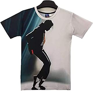 ZHYIYI Camiseta De Hombre Ropa Verano Estudiantes Ropa Casual Patrones Impresos De Moda Ropa Deportiva De Algodón