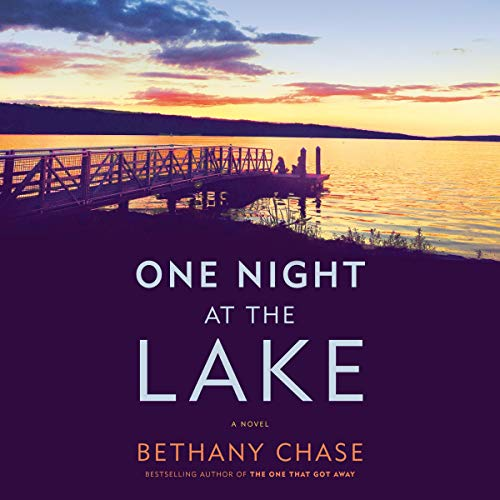 One Night at the Lake audiobook cover art
