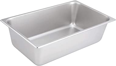 6 inch full size steam table pan