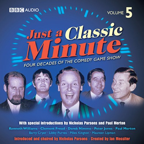 Just a Classic Minute, Volume 5 cover art