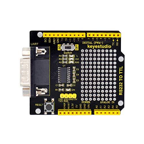 KEYESTUDIO RS232 to TTL Serial Port Converter Module para Arduino