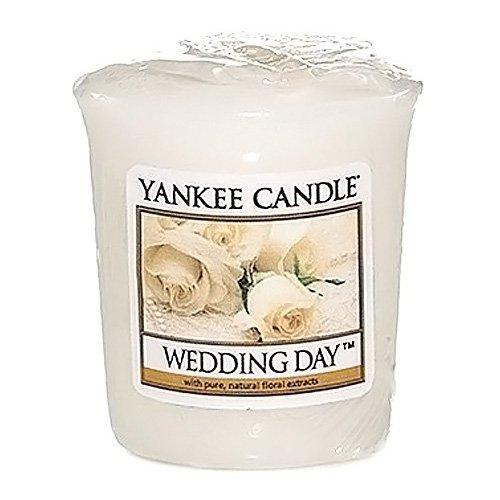 """Yankee 578438E Candela """"Giorno del matrimonio"""", 49 g"""