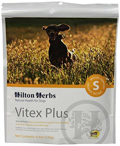 Hilton Herbs Cush X 125 g Sac Complément Alimentaire Chien Syndrôme de Cushing