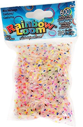 Rainbow Loom Confetti Mix Bands Pack $2.94 (REG $4.99)