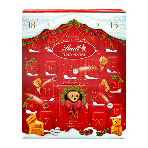 Lindt Teddy Advent Calendar 250 g