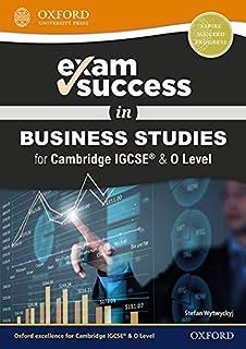 Exam Success in Business Studies for Cambridge IGCSE® & O Level