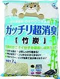 ガッチリ超消臭(竹炭) 7L