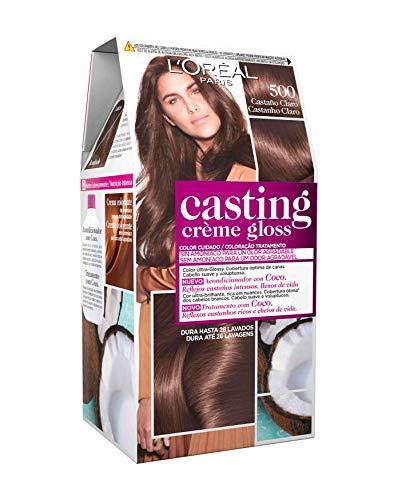 L'Oréal Casting Creme Gloss #-Castaño Claro - 600 Ml