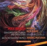 Max Bruch: Konzert Für Zwei Klaviere und Orchester, Op.88a