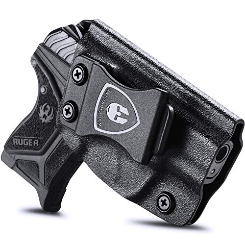 Ruger LCP 2 Holster, IWB Kydex Holster Fit: Ruger LCP II Pistols, Inside Waistband Concealed Carry Holster for Men / Women, Adj. Cant & Retention, Right Hand Draw