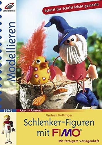 Schlenker-Figuren mit Fimo (Creativ Compact)
