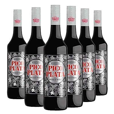Pico Plata 75cl - 6 bottles Pack - Sweet liquor wine