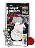 Flitz HR 31501N Headlight and Plastic Restoration Deluxe Kit