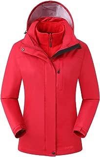 Amazon.es: Rojo - Abrigos / Ropa de abrigo: Ropa