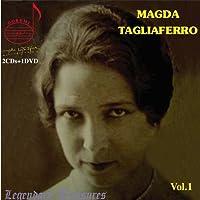 Magda Tagliaferro Vol.1 (CD+2DVD) (2009-10-13)