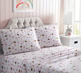 Kute Kids Super Soft Sheet Set - Includes Pillowcase(s); Available in Twin, Full & Queen Size...