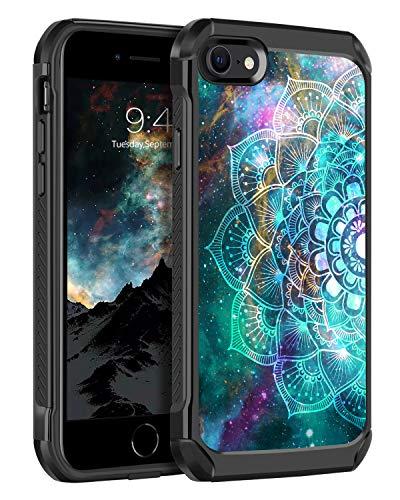BENTOBEN Coque iPhone SE 2020 Coque iPhone 8 Coque iPhone 7 Double ...