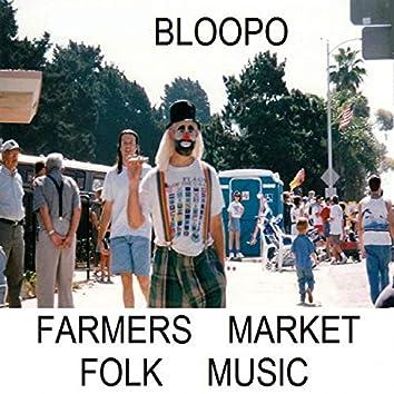 Farmers Market Folk Music