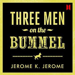 Three Men on the Bummel cover art