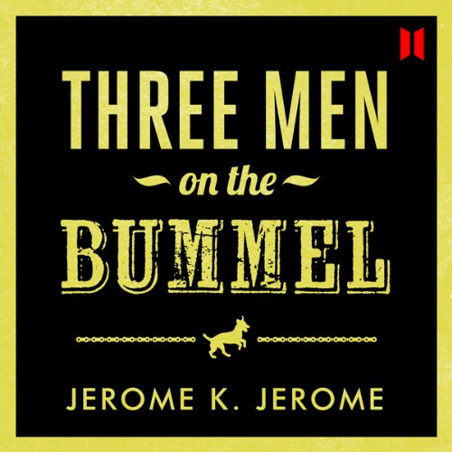 Three Men on the Bummel                   By:                                                                                                                                 Jerome K. Jerome                               Narrated by:                                                                                                                                 Canongate Scottish Collection                      Length: 4 hrs and 50 mins     4 ratings     Overall 4.0
