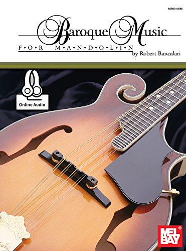 Baroque Music for Mandolin (English Edition)