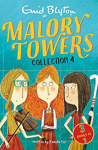 Malory Towers Collection 4: Books 10-12 (Malory Towers Collections and Gift books)