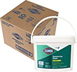 Clorox 31547 Disinfecting Wipes, 7' x 7', Fresh Scent, 700/Bucket