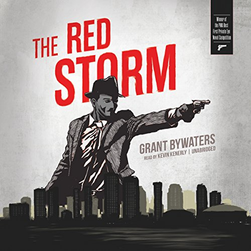 The Red Storm audiobook cover art