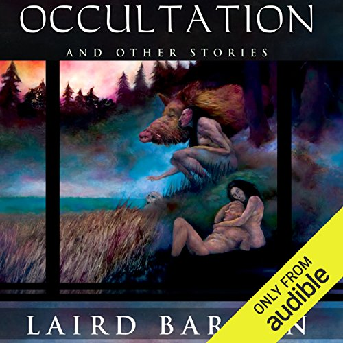 Occultation and Other Stories audiobook cover art
