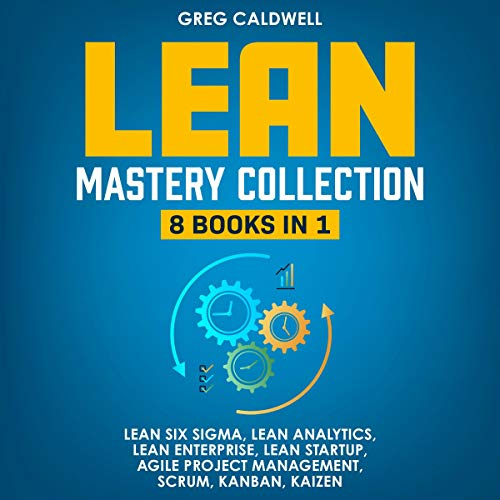 Lean Mastery: 8 Books in 1 cover art