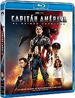 Capitán América: El Primer Vengador [Blu-ray]