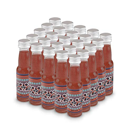 Dolor Doble Mexikaner Schnaps Party-Shot-Paket 25x2cl