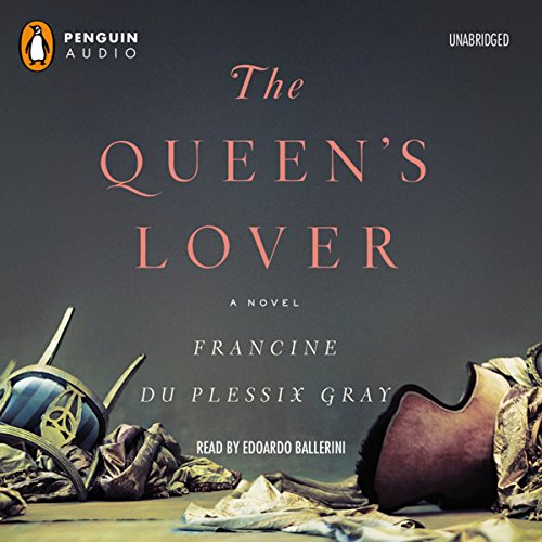 The Queen's Lover audiobook cover art