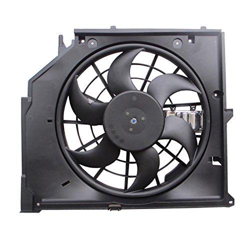 2003 bmw 320i radiator - 5