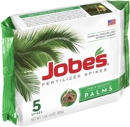 JOBES PALM FERT SPIKES (Pkg of 2)