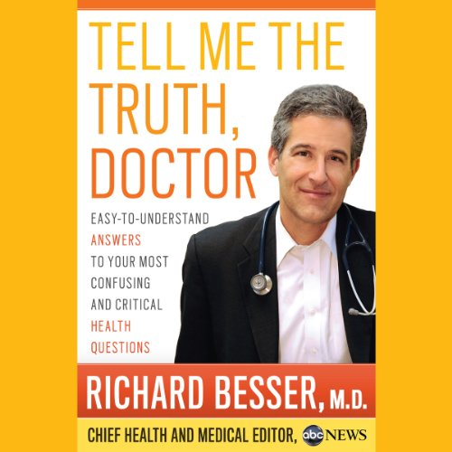 Tell Me the Truth, Doctor audiobook cover art
