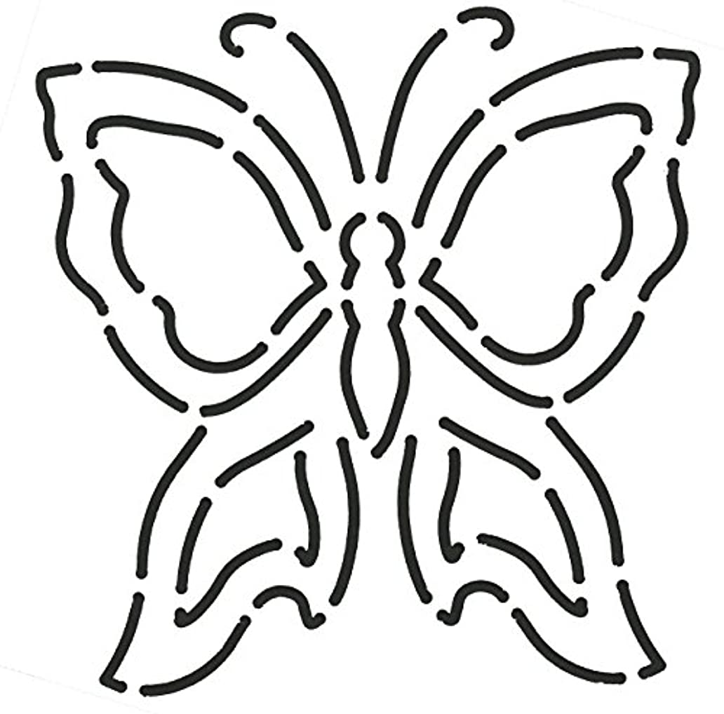Butterfly Quilting Stencil zwd6141094