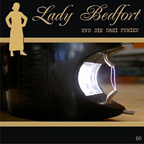Die drei Furien (Lady Bedfort 68) Titelbild