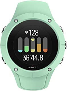 Relógio Spartan Trainer Ocean Wrist HR + GPS, Suunto, SS022670000, Verde Água