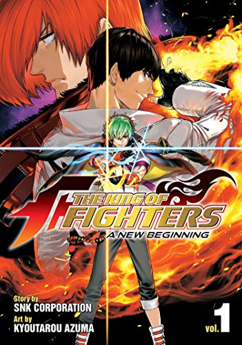 Azuma, K: King of Fighters: A New Beginning Vol. 1
