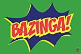 empireposter - Big Bang Theory, The - Bazinga Icon -