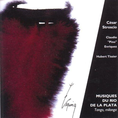 """Esquina feat. César Stroscio, Claudio """"Pino"""" Enriquez & Hubert Tissier"""