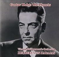 ホルスト : 組曲 「惑星」 作品32 (Gustav Holst : The Planets / Vienna Philharmonic Orchestra , Herbert Von Karajan)