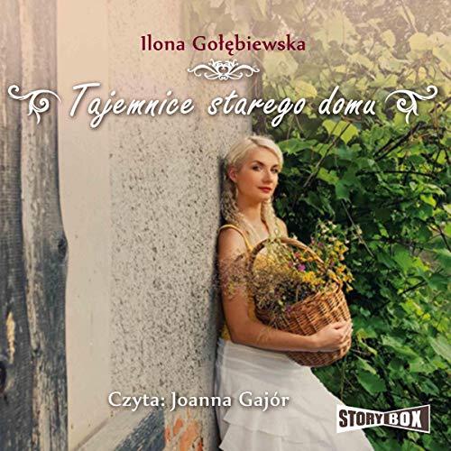 Tajemnice starego domu audiobook cover art