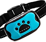 DogRook Rechargeable Bark Collar - Humane, No Shock Training Collar - Action...