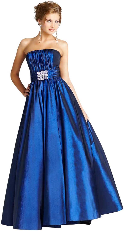 bluesh Style 5029 Ball Gown, orange