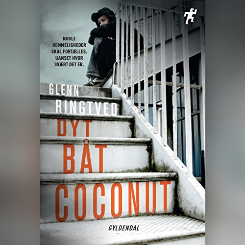 Dyt båt coconut audiobook cover art